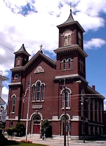 First Baptist Church of Manchester